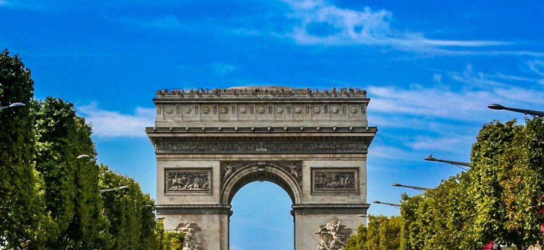 Triumph Frankreich